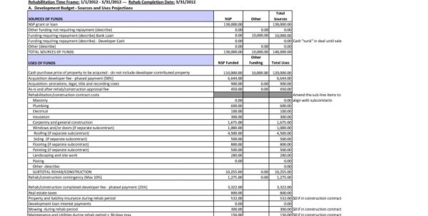 Cost Savings Spreadsheet Template Cost Spreadsheet Template Costing