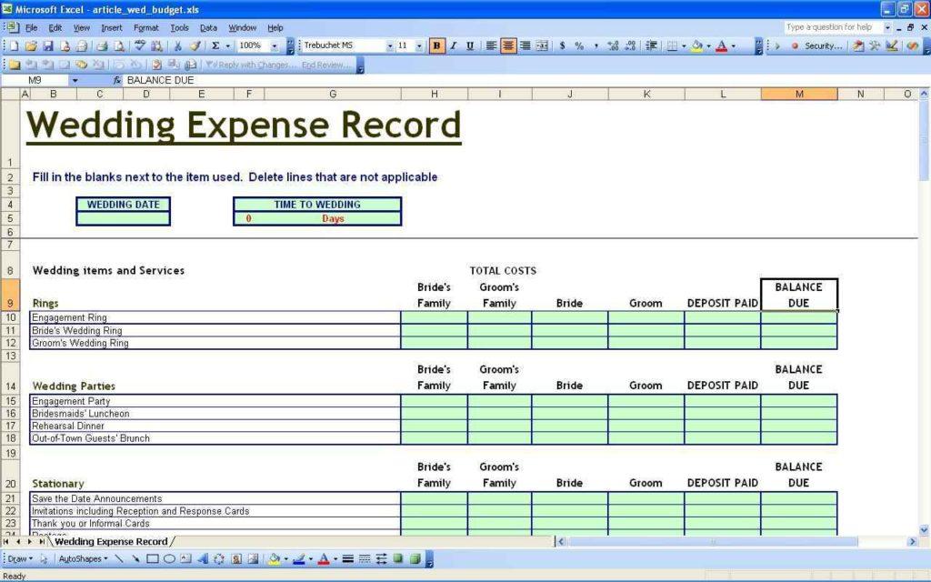 Finance Tracking Spreadsheet Spending Tracker Spreadsheet