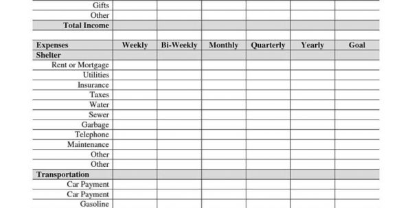 Personal Income Tax Spreadsheet Income Tax Spreadsheet Templates