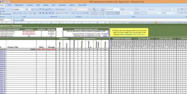 Personal Training Workout Template Training Spreadsheet Template