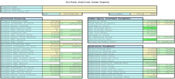 Free Real Estate Spreadsheet Templates Real Estate Spreadsheet