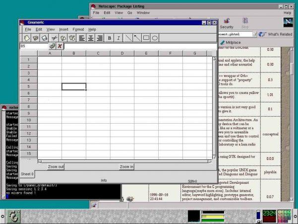 Spreadsheet Programs Spreadsheet Programs Whats A Spreadsheet First