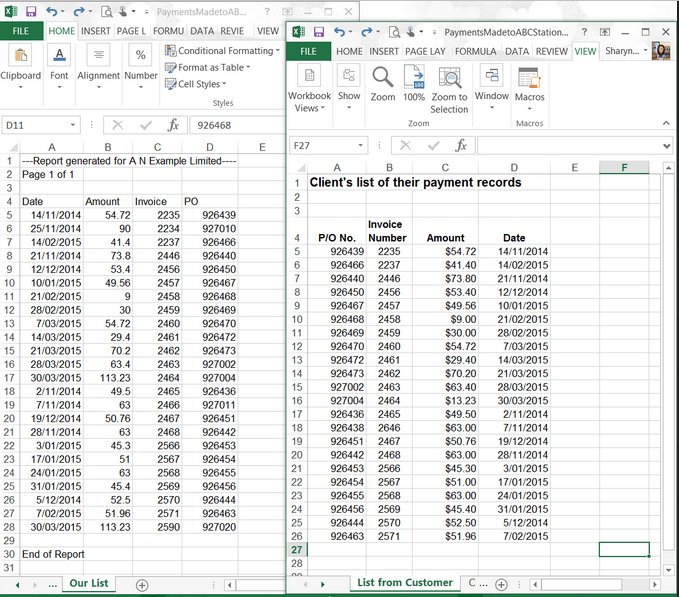 partnership firm balance sheet format in excel