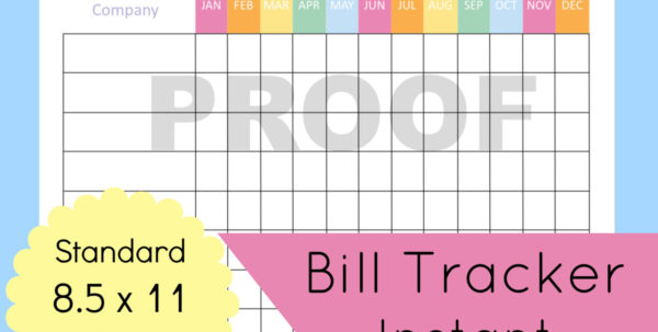 Budget Planner Template Monthly Financial Planning Finance