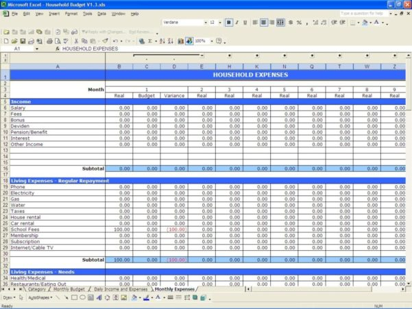 Mileage Expenses Claim Form Template Excel Expenses Template UK