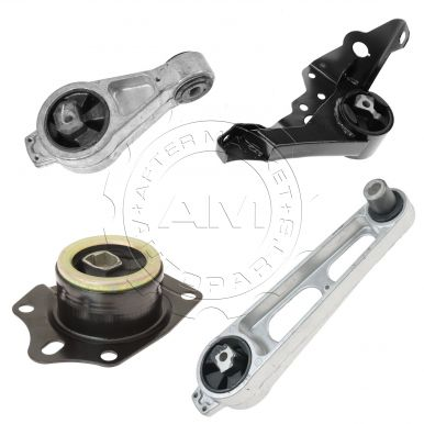 Dodge Neon Plymouth Neon Engine  Transmission Mount Kit - AM