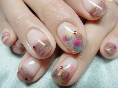 Nail Common Nail Salon In Tokyo Japan Nails Bellashoot
