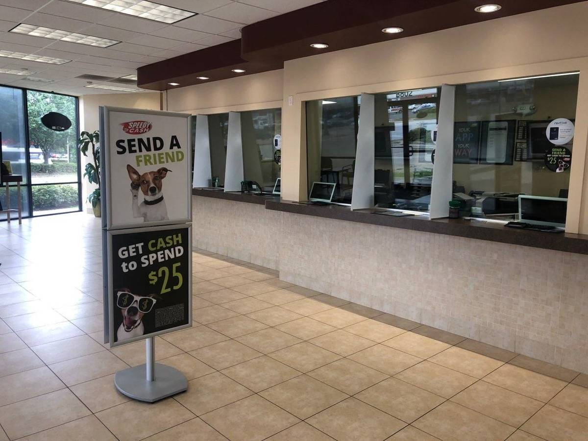 The Security Store Houston Gessner Rd & Westpark Dr - Speedy Cash