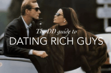 dbag dating guide to dating rich guys