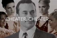 dbag dating cheater cheater