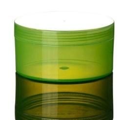 กระปุกสปา มาร์กหน้า ,กระปุกสีเขียว ธรรมชาติ k0224-300g