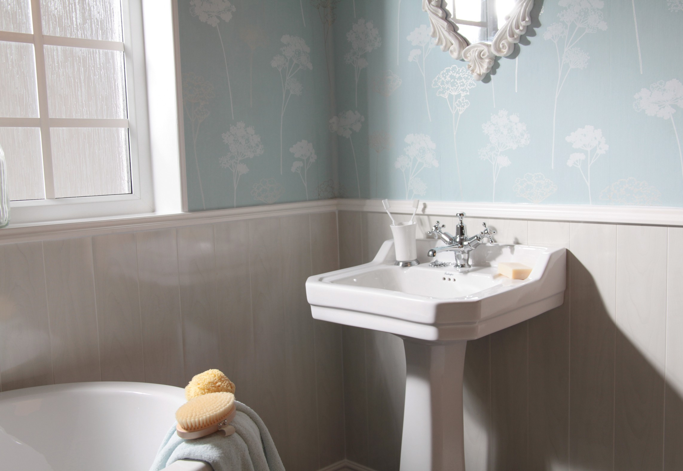 How To Use Wall Panels in Traditional Bathrooms | DBS Bathrooms