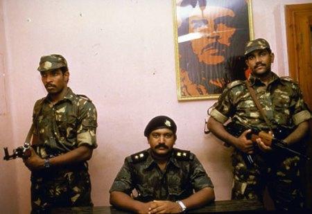 Prabhakaran Hd Wallpapers Prabhakaran Powerful Symbol Of Tamil Armed Struggle