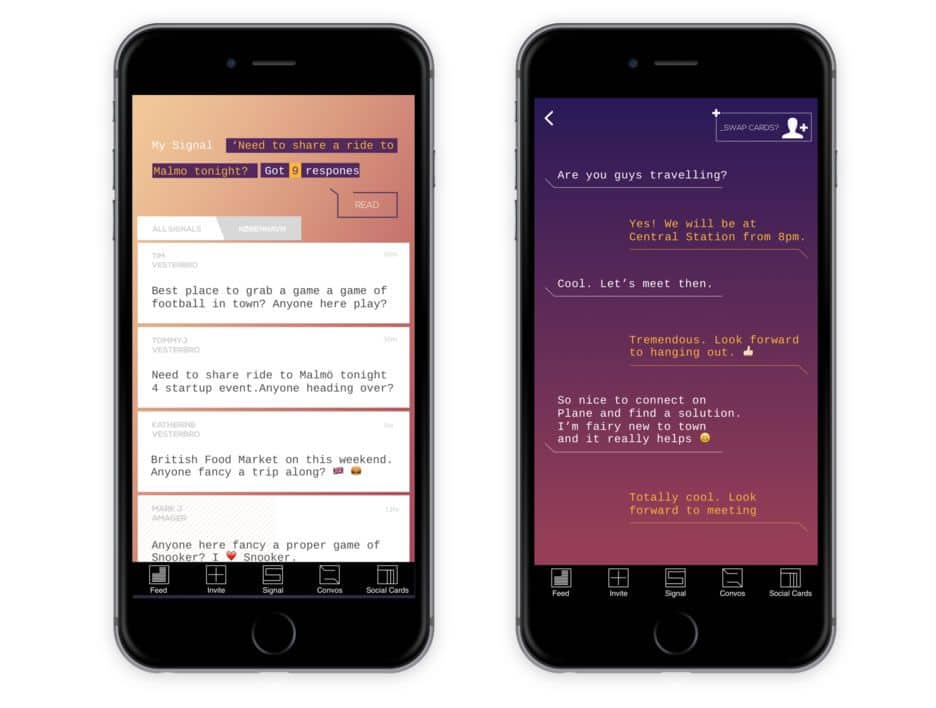 Top 10 Mobile App UI of April 2016 Protoio Blog