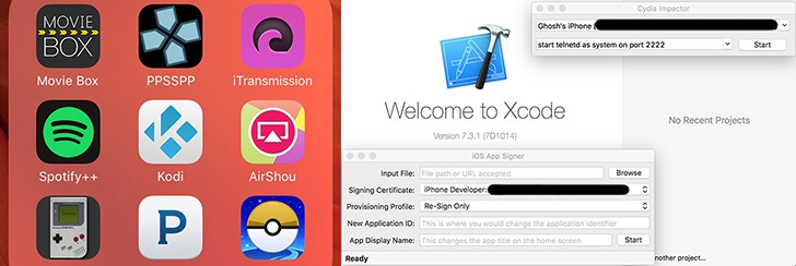 Install iOS apps without App Store - No Jailbreak