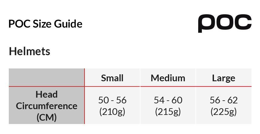 Kask Ski Helmet Size Guide