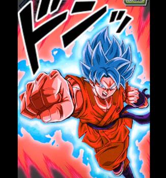 【ドッカンバトル】超激戦(SUPER) 神を超えし究極奥義(孫悟空ブルー)をノーコン安定攻略【動画】