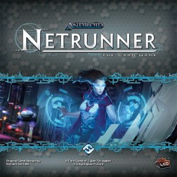 The Android: Netrunner Box Art
