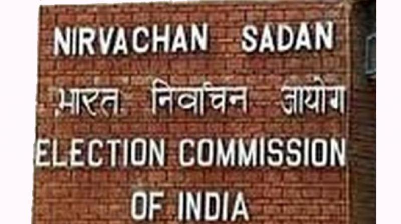 Election Commission Shifts 3 Officials On Tpcc Complaint
