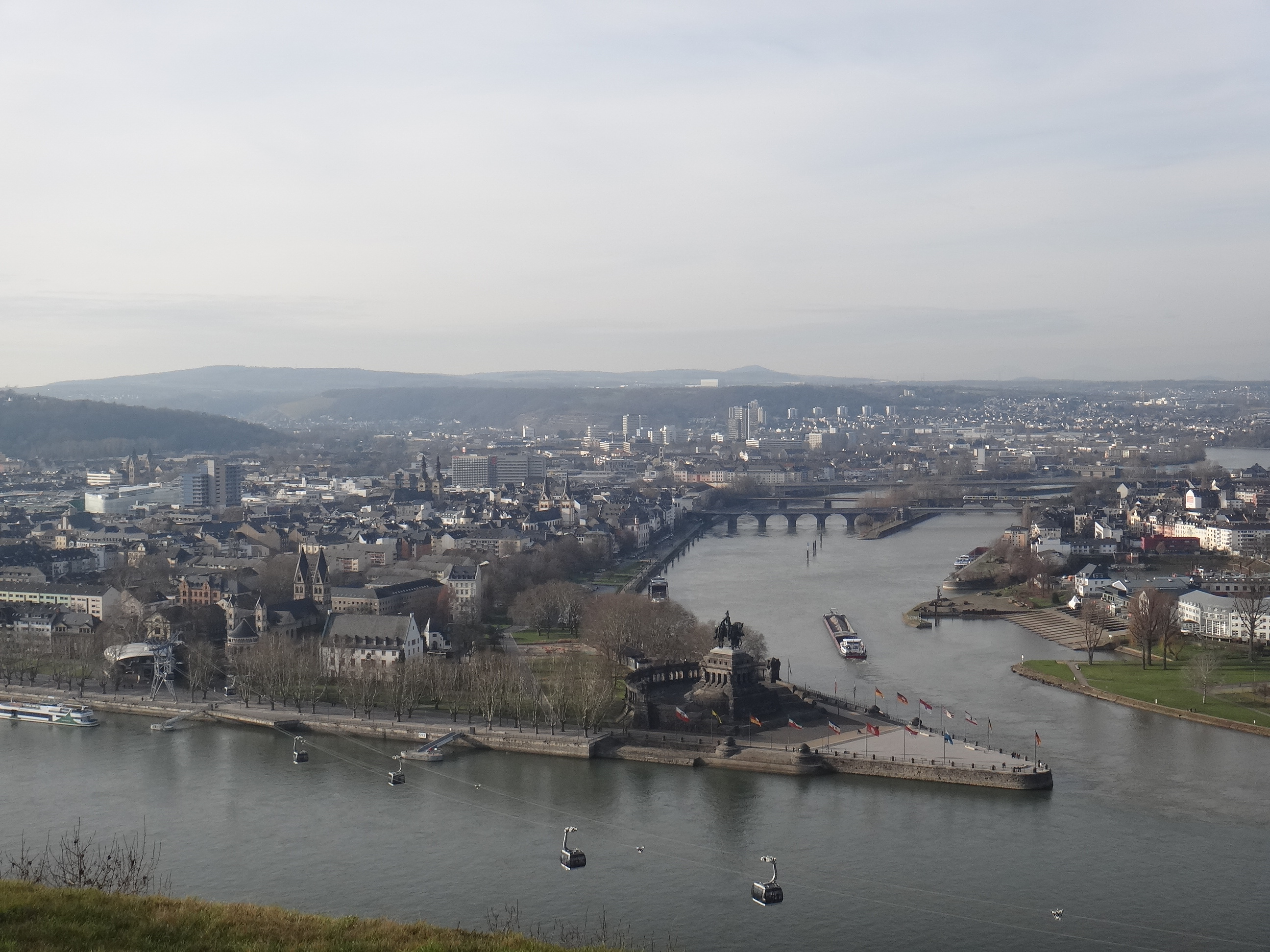 Copy Shop Koblenz Koblenz Something For Everyone A Gondola Ride And Haribo Hotel