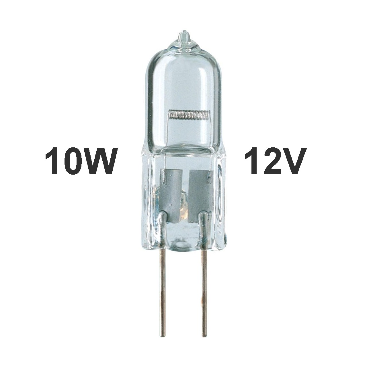 12v 10w 10w Halogen G4 Bi Pin Bulb 12v Low Voltage