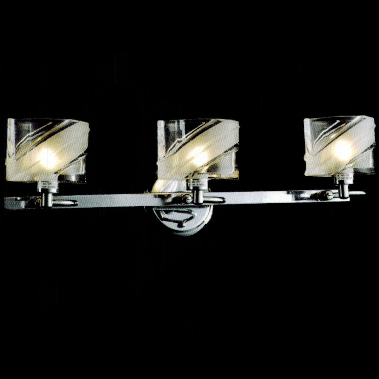 vanity with light bulbs