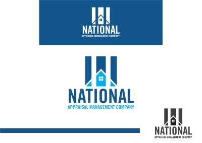 Serious, Professional, Loan Logo Design for National Appraisal Management Company OR National ...