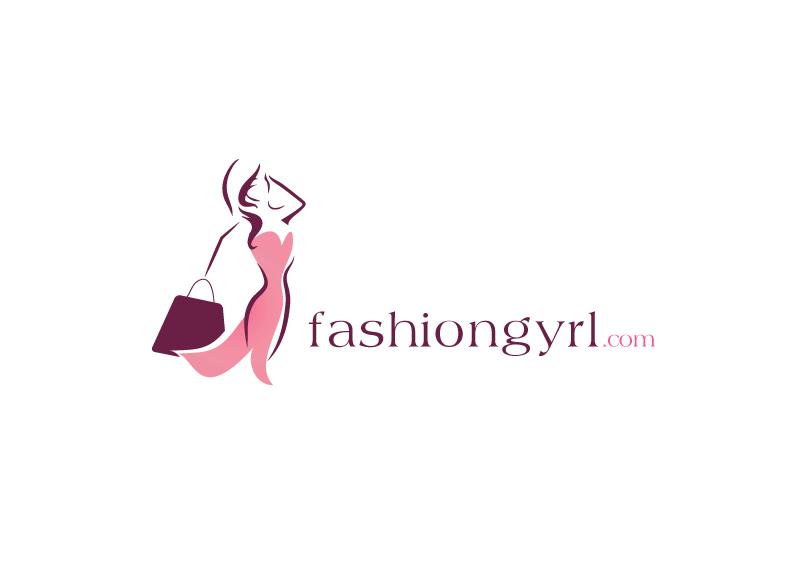 Feminine, Elegant, Clothing Logo Design for fashion gyrl by milicka