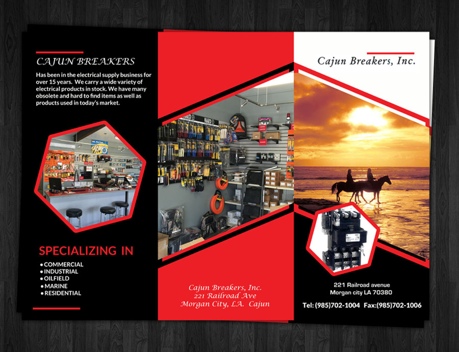Professional, Bold, Sales Flyer Design for a Company by debdesign