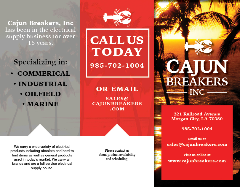 Professional, Bold, Sales Flyer Design for a Company by