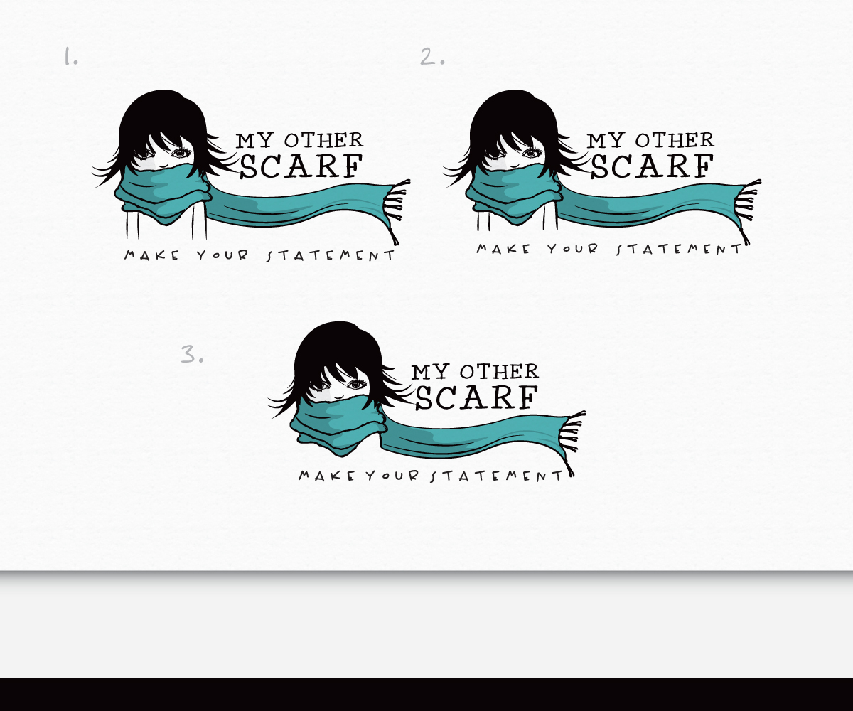 Scarves With Company Logo 149 Modern Logo Designs Fashion Logo Design Project For