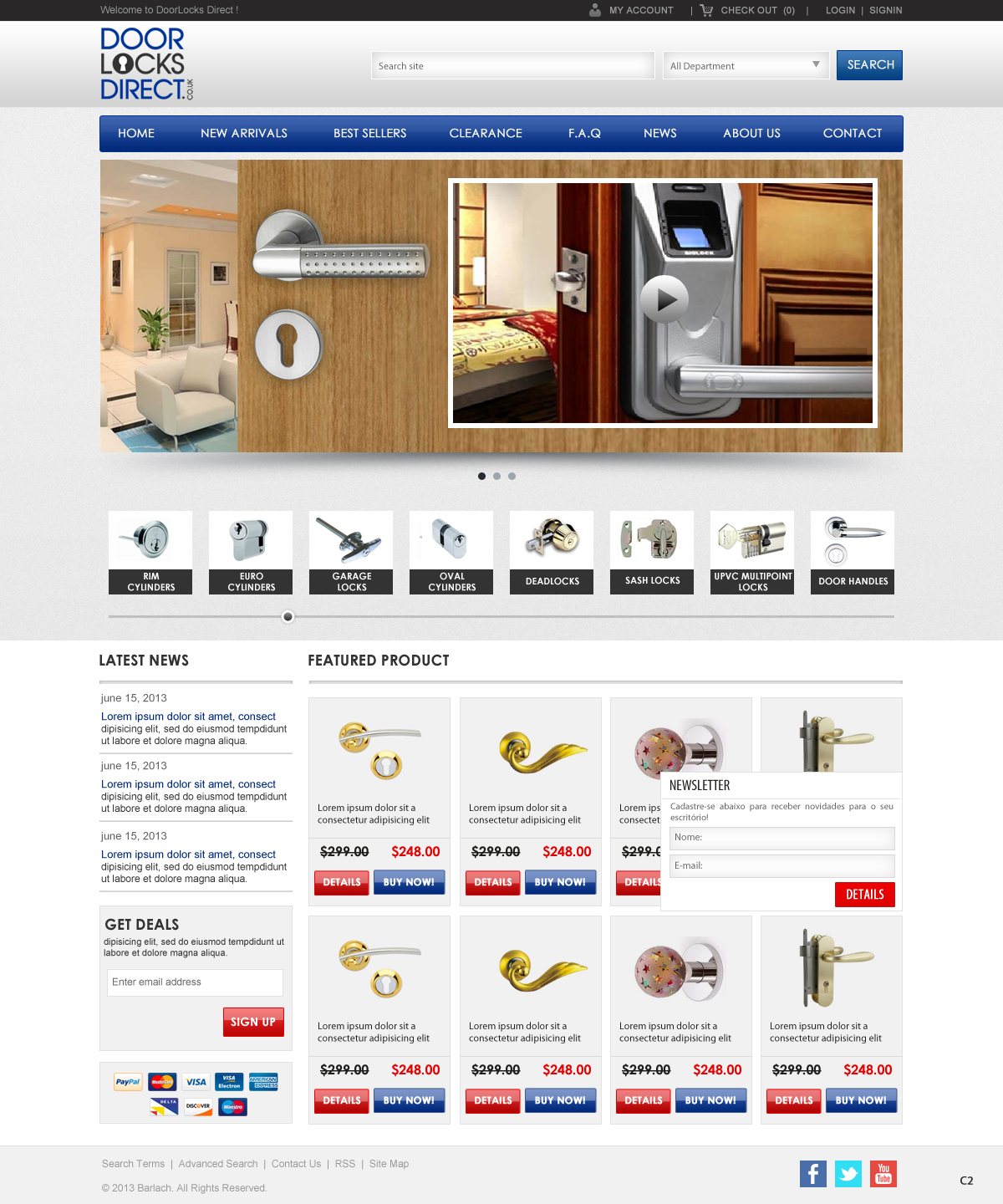 Web Garage Modern Professional Garage Web Design For A Company By