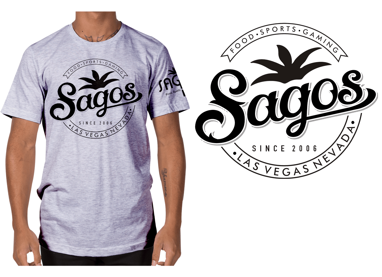 T shirt design design 7888913 submitted to sagos bar beach theme with
