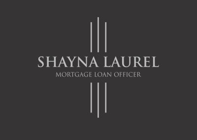 Professional, Upmarket, Real Estate Logo Design for Shayna Laurel or SL by mantabjoss | Design ...