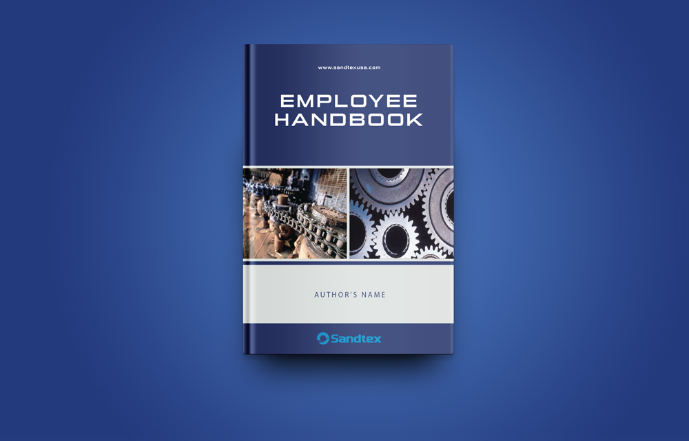 Employee Book Cover Design for a Company by Potua BD Design #13309998