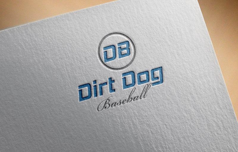 Bold, Playful, Training Logo Design for Dirt Dog Baseball by cat