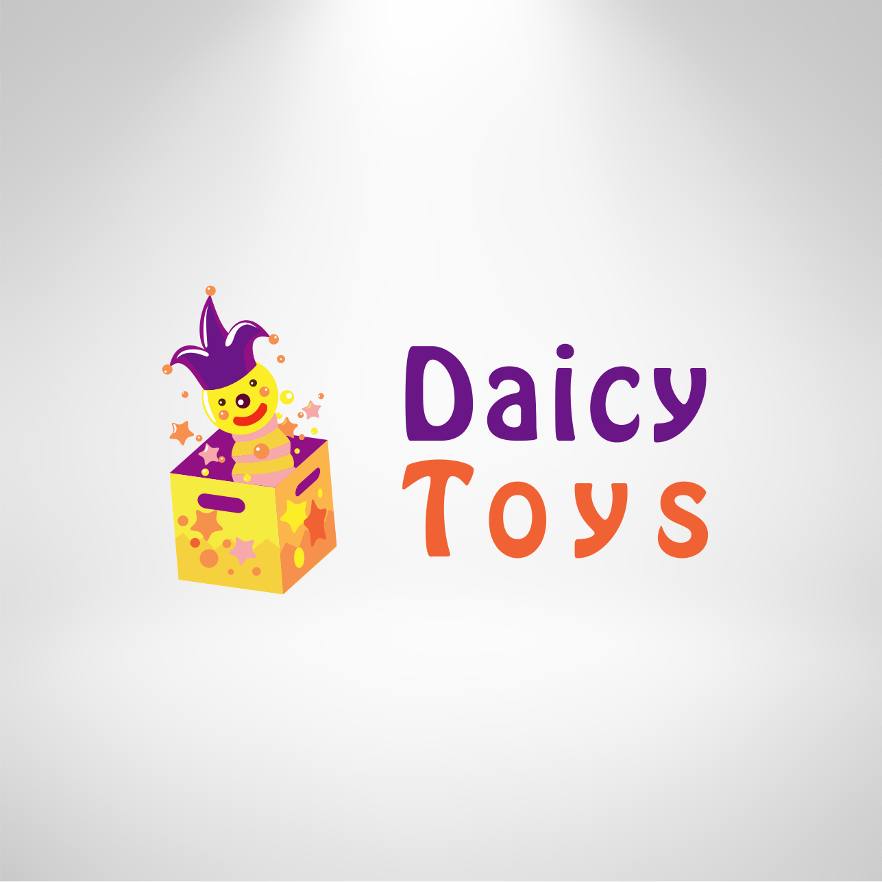 Design Online Shop Playful Modern Online Shopping Logo Design For Daicy Toys By