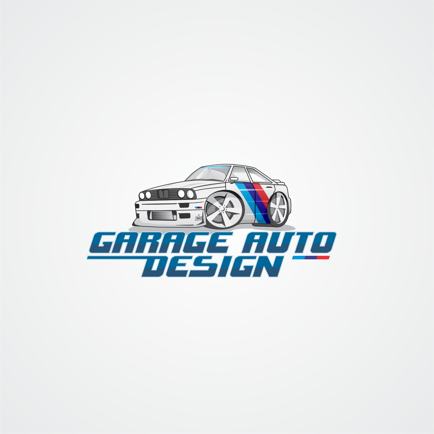 Garage Auto 95 Modern Masculine Logo Design For Garage Auto Design By