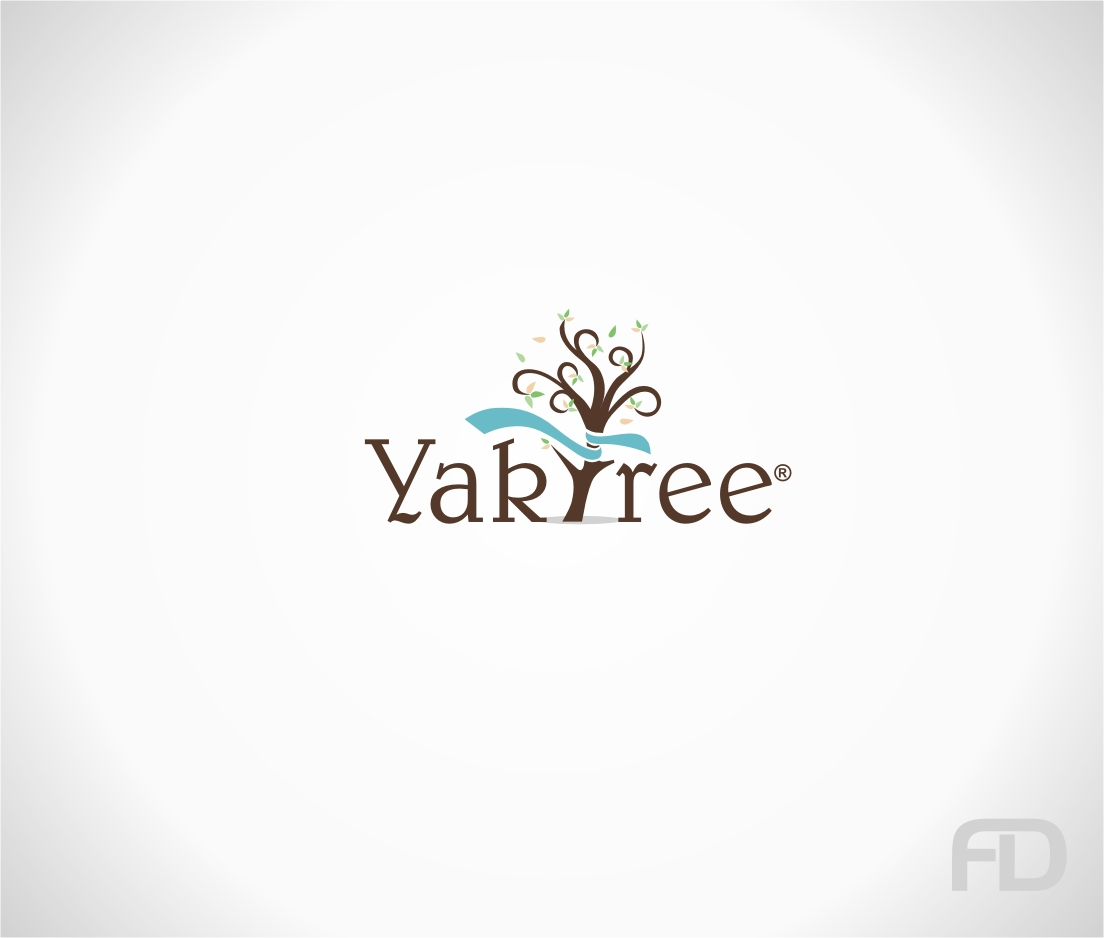 Scarves With Company Logo Upmarket Elegant Jewelry Logo Design For Yak Tree By