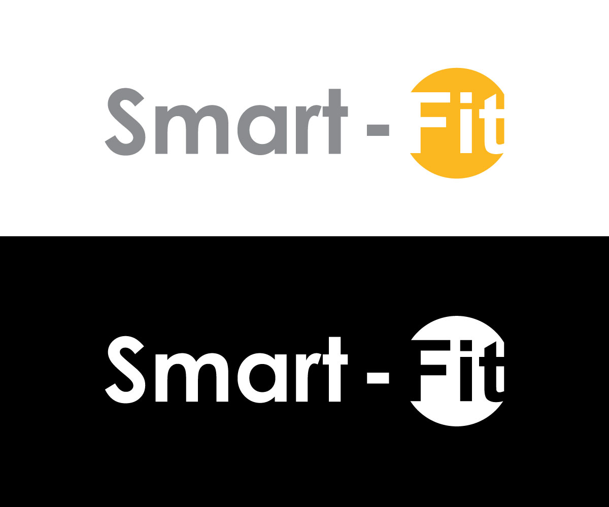 Deko Discount 24 Modern Professional Architecture Logo Design For Smart Fit Or