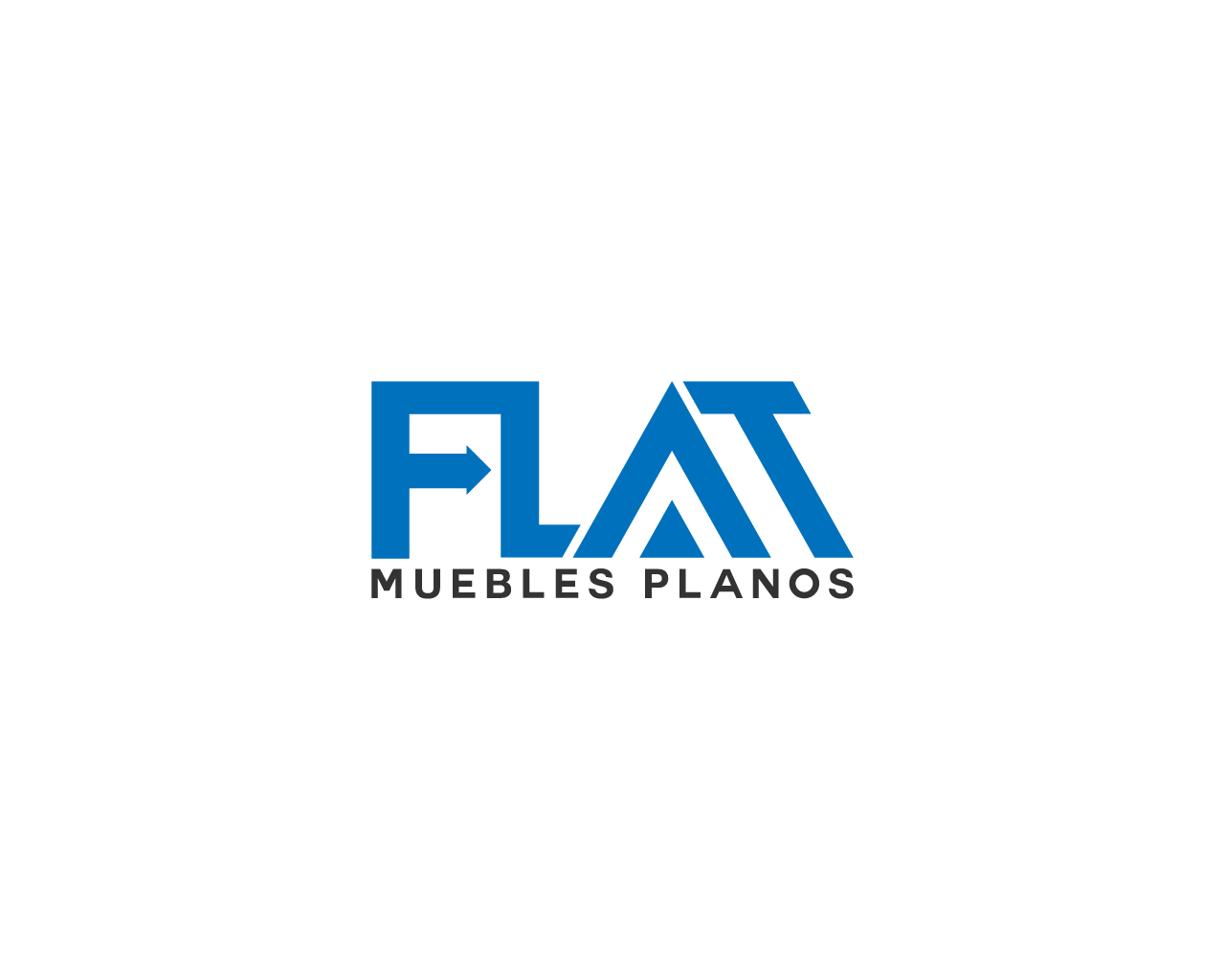 Muebles Bd Logo Design For Flat Muebles Planos By Designnewone Design 19618180