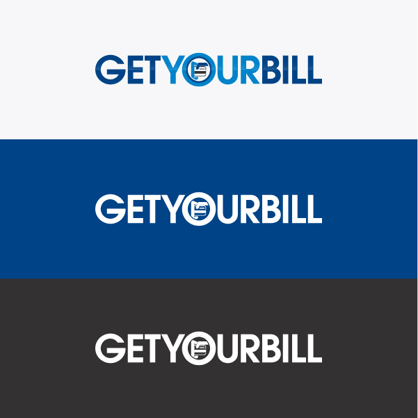 Modern, Serious, Invoice Logo Design for GetYourBill by Designo Art