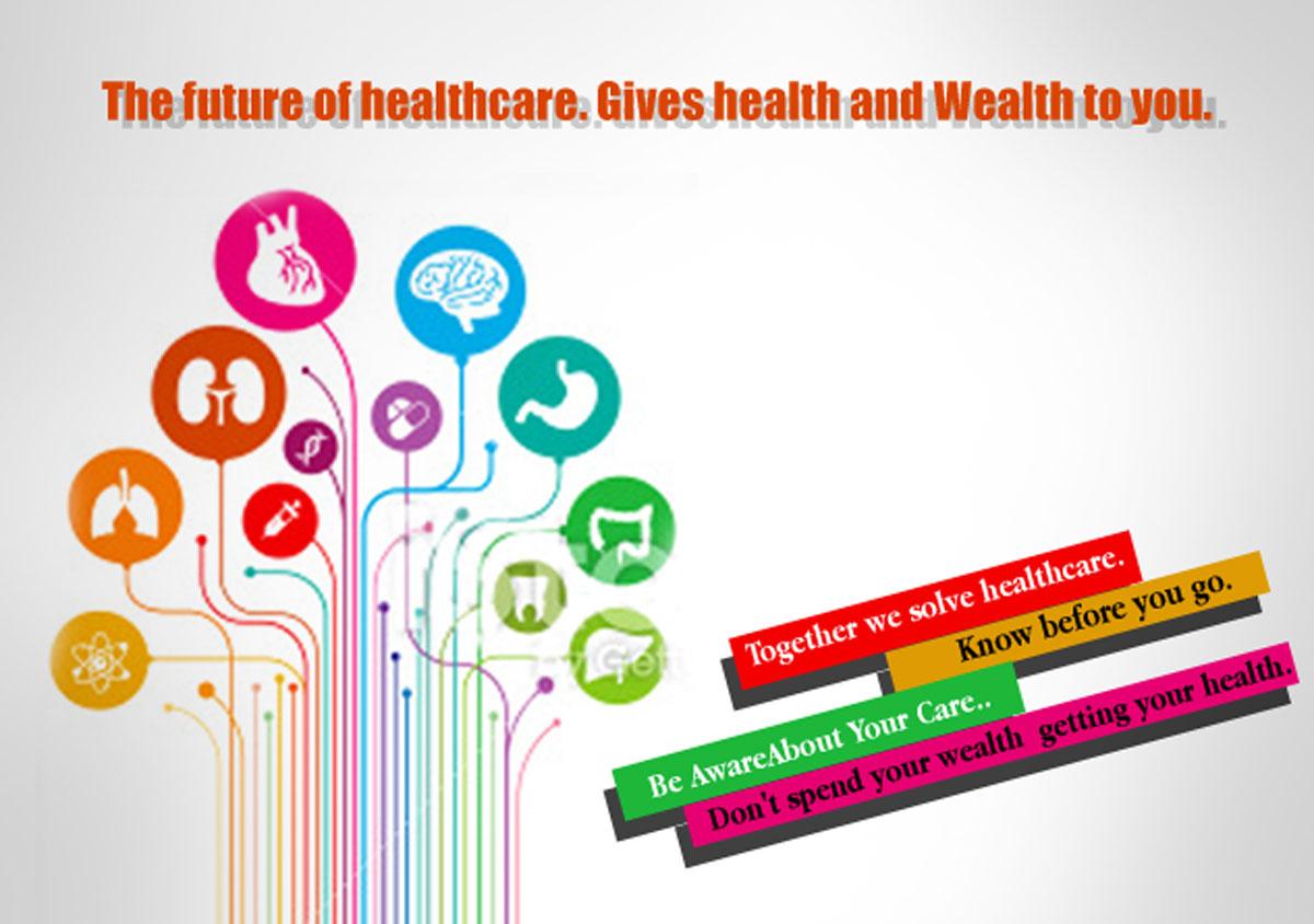 Health poster design by shankar