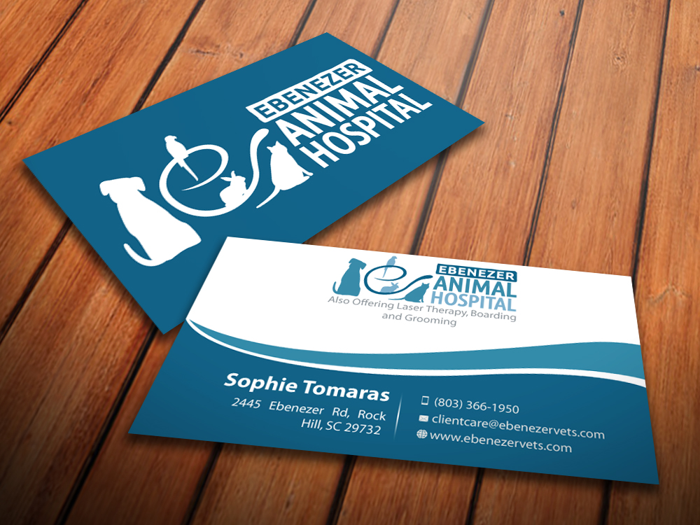 Veterinary Business Cards | oakandale.co