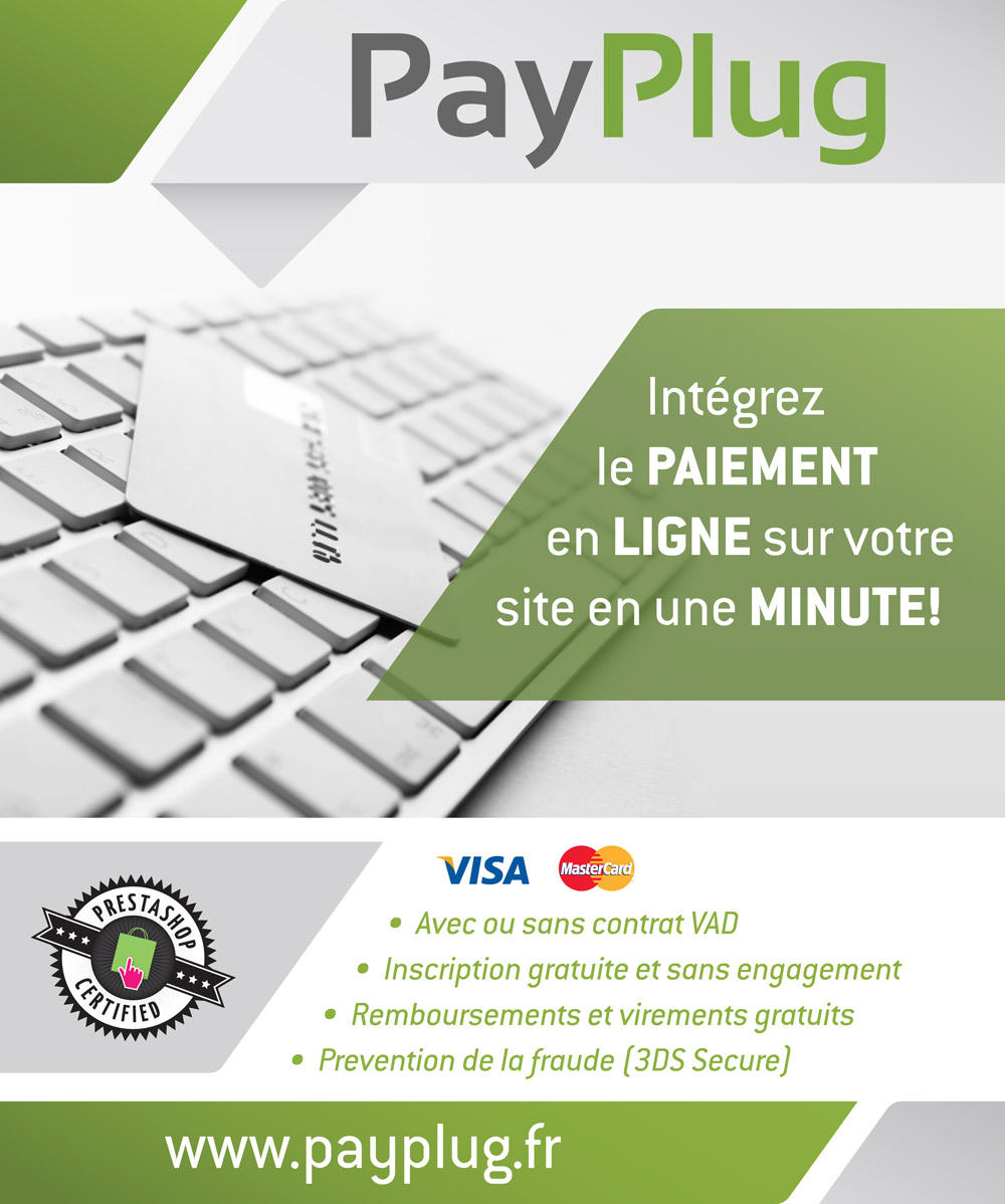 Poster design by messydesk for french online payment start up needs a poster for its