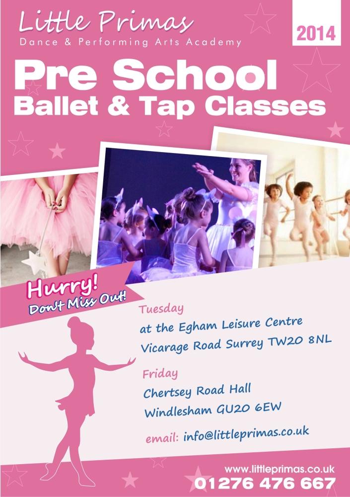 School Flyer Design for Starlight Dance Academy by ravi_k5 Design