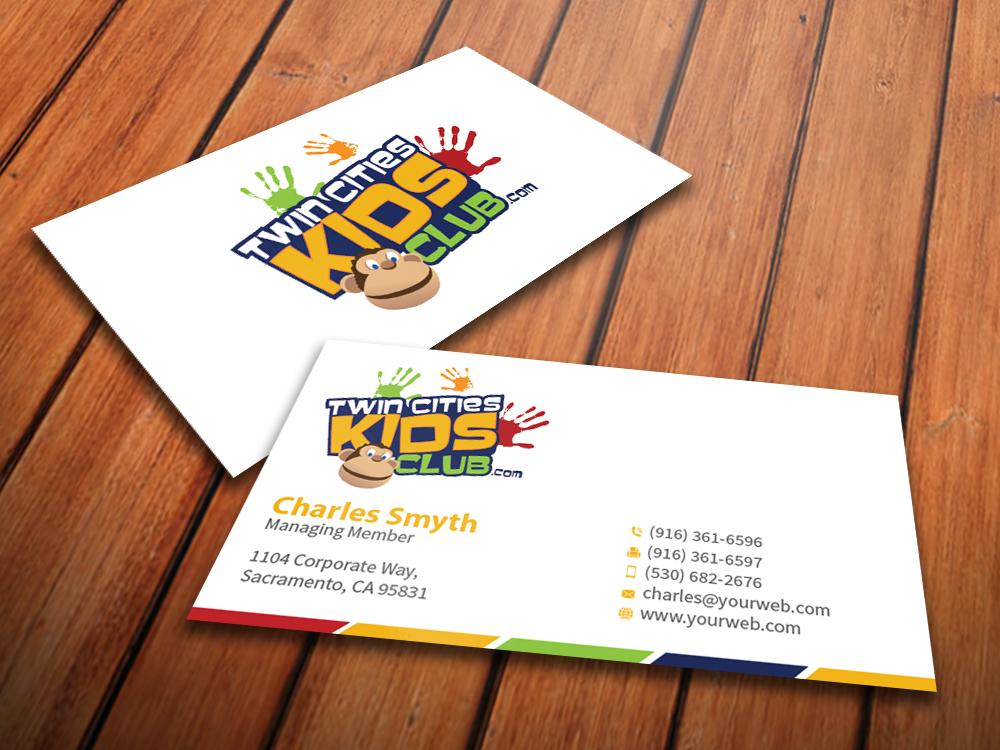 69 Playful Business Card Designs Club Business Card Design Project - club card design