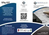 Professional, Modern, Financial Brochure Design for G ...