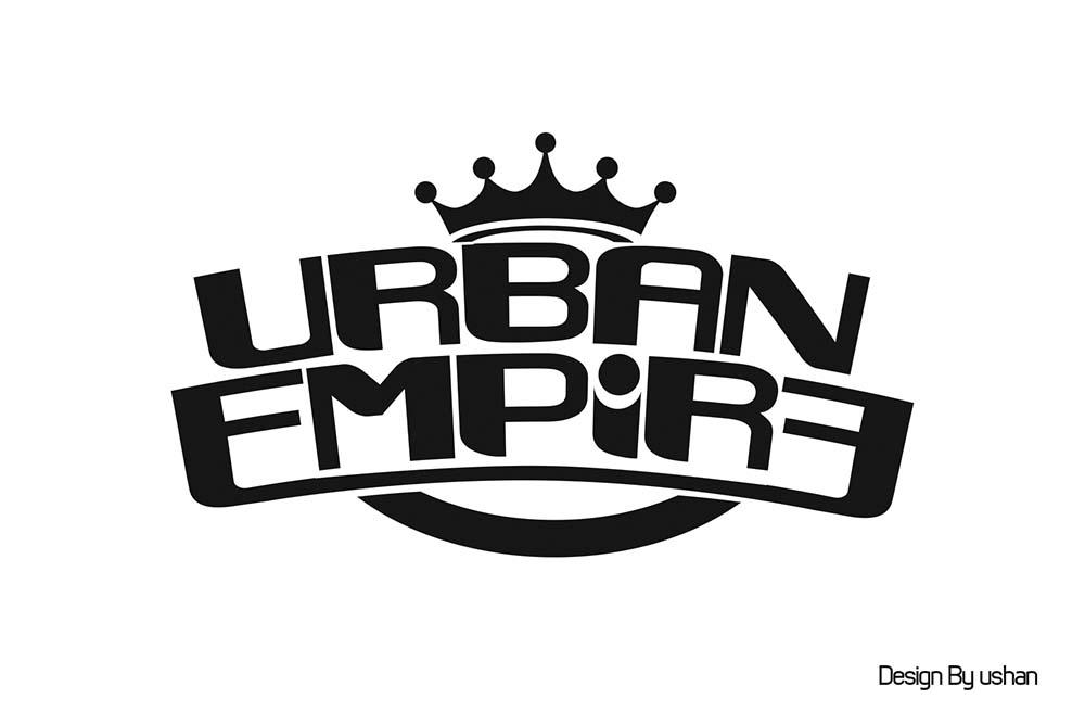 Clothing Logo Design for URBAN EMPIRE by Ushan sampath Design #5050739