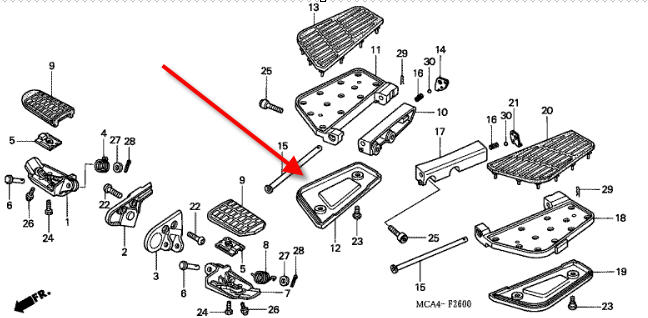 2002 GL1800 WIRING DIAGRAM - Auto Electrical Wiring Diagram
